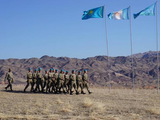 «Каратау-2017»: новая армия Казахстана