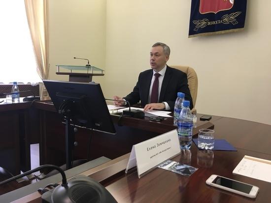 Мэр Вологды  провел очередную пресс-конференцию