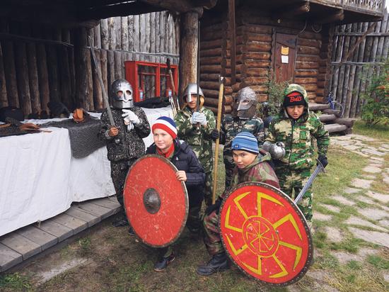 В Ялуторовске прошёл масштабный военно-исторический фестиваль «Огненные вёрсты»