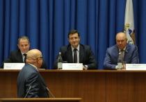Шанцев предложил ВРИО губернатора Нижегородской области спеть