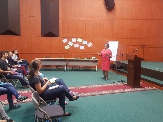 «Школа молодого лидера» прошла в Приморье