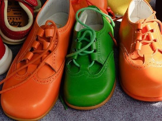 Детская обувь из синтетики подпадет под запрет