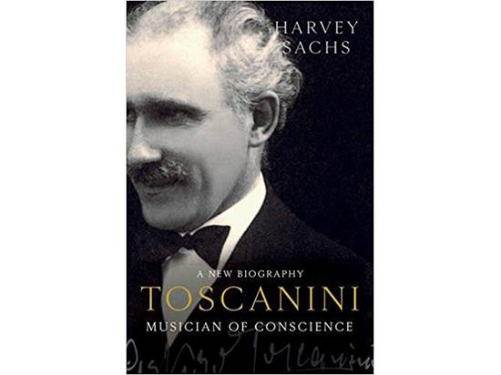 Новая биография Артуро Тосканини