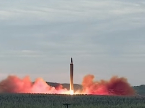 США могут сбить ядерную ракету КНДР над Россией