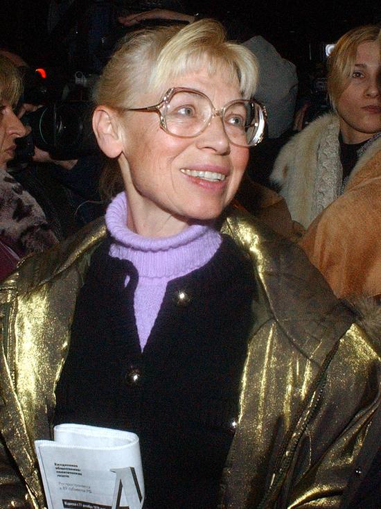 Она выступала в паре с Олегом Протопоповым