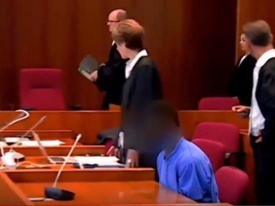 Изнасиловавший немку на глазах ее бойфренда «беженец» обвинил потерпевшую в проституции