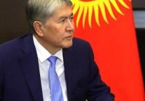 Госпереворот в Киргизии: Атамбаев пытается избавиться от фаворита Назарбаева