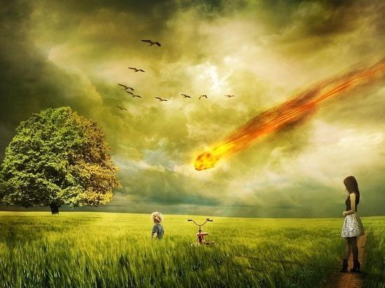 До возможного столкновения Земли с гигантским астероидом осталось около недели