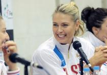 Мария Шарапова стала участницей марафона