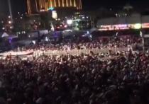 Русская свидетельница расстрела в Лас-Вегасе: