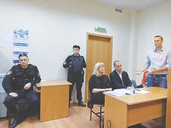 20 суток вместо уголовного наказания: завершился суд над Навальным