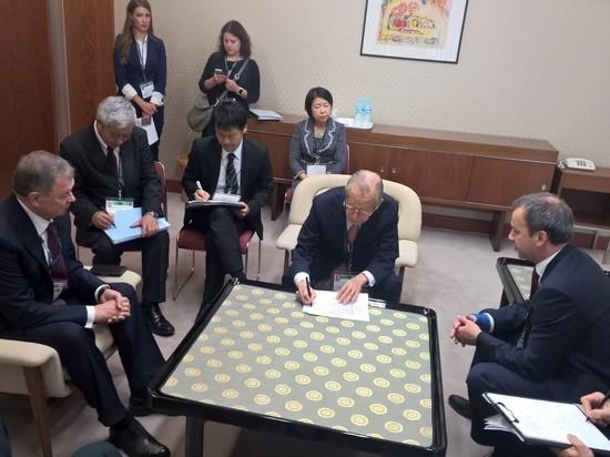 Калужская область налаживает сотрудничество с японским бизнесом