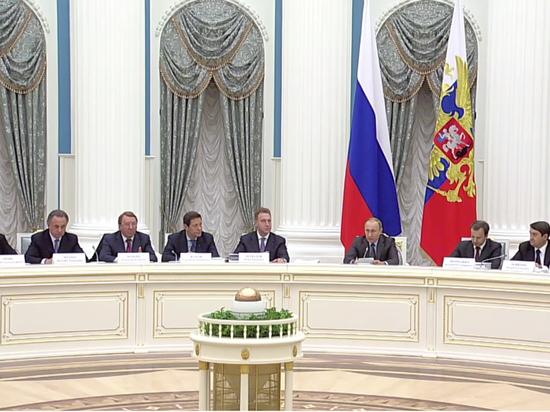 Путин пожурил