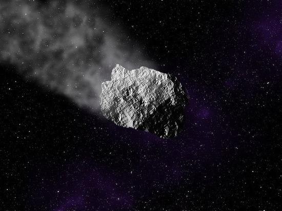 К Земле приближается крупный астероид, сравнимый с челябинским метеоритом