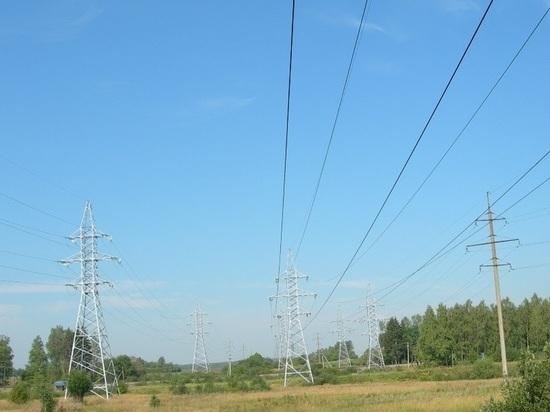 Филиал «Ивэнерго» закончил работы на высоковольтной линии в Шуйском районе, ограничения по передвижению автотранспорта сняты