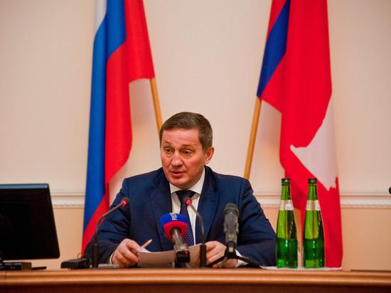 Андрей Бочаров рассказал президенту о подготовке региона к ЧМ-2018