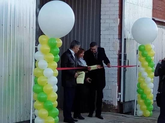 В Кирилловском районе открыли ферму на 600 скотомест