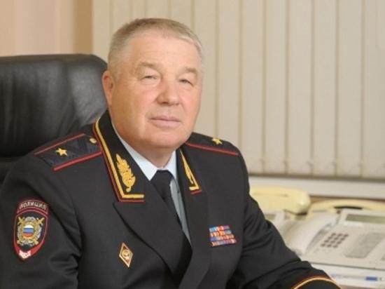 Замглавы столичных полицейских Вячеслав Козлов подал в отставку