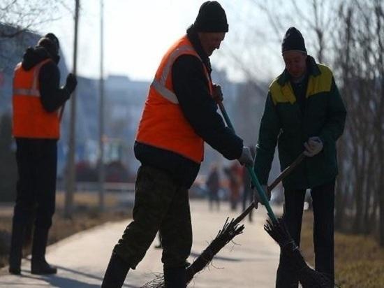 Уборщики и дворники в Протвино будут работать в субботу
