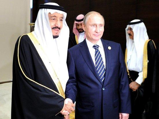 В Россию впервые прибыл нефтяной король: будет ли визит историческим