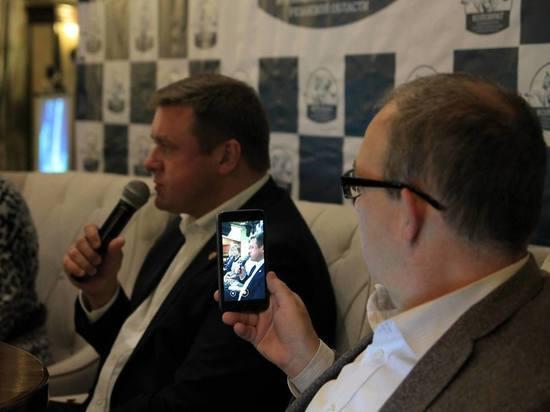 Губернатор Рязанской области: мы не собираемся скрываться от людей и кулуарно решать какие-либо вопросы