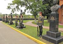 Под Москвой увековечат кремлевских курсантов