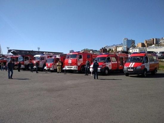 День гражданской обороны отметили  во Владивостоке