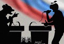 «Устав от политической импотенции»: рэп-батл «единоросса» Анохина и «яблочника» Резника