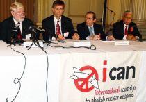 Нобелевская премия мира досталась кампании за запрет ядерного оружия