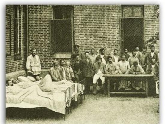 Вологодская областная психиатрическая больница празднует свое 125-летие