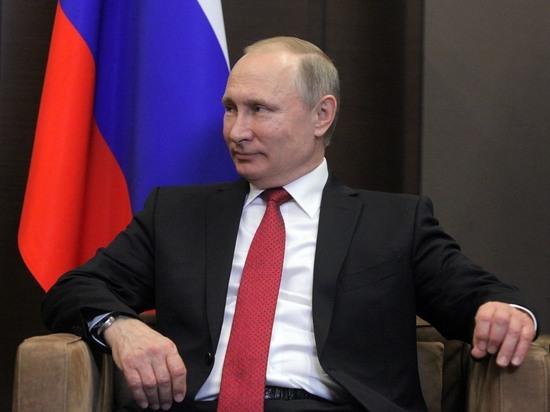 СМИ рассказали, когда Путин объявит о выдвижении на новый срок