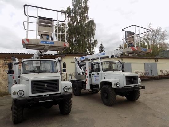 В филиале «Ивэнерго» пополнен автопарк спецтехники