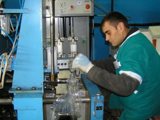 В Ишиме начали выпускать ПЭТ-бутылку