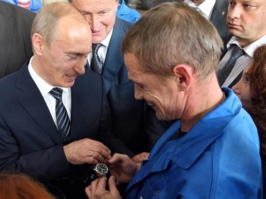Путин и Тула: что хранит регион в память о визитах Президента РФ