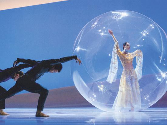 Шарль Перро в пузыре