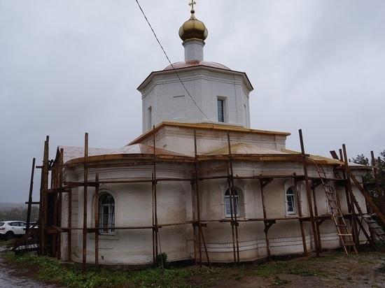 Возрождение калужской глубинки: первая за 85 лет литургия прошла в Губино