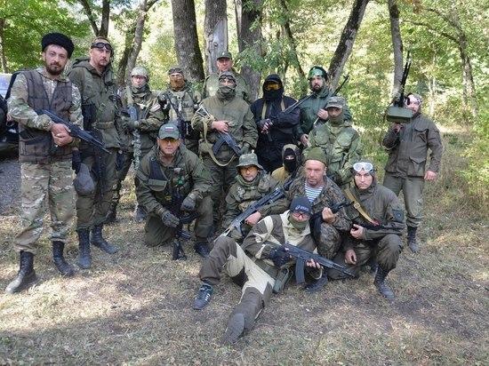 Федерация страйкбола Кавказа провела военно-тактическую игру для казачества