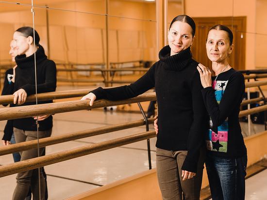 Анна и Ольга Серегины о балете «Чиполлино»