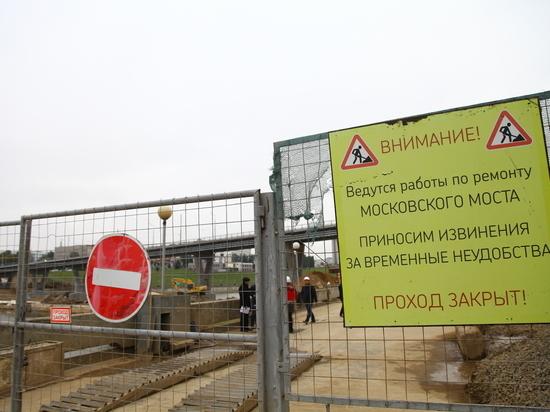 В Чебоксарах ведутся работы по строительству и реконструкции дорог