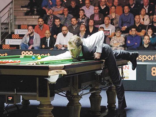 Английский снукерист защитил титул победителя European Masters