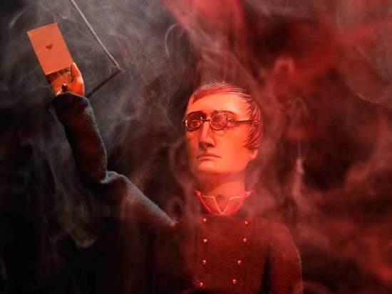 Открылся фестиваль российских театров кукол
