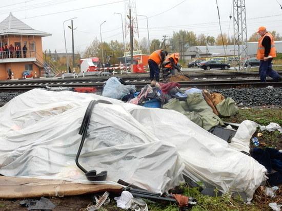 Прокуратура: застрявший на путях под Владимиром автобус был непригоден для перевозок