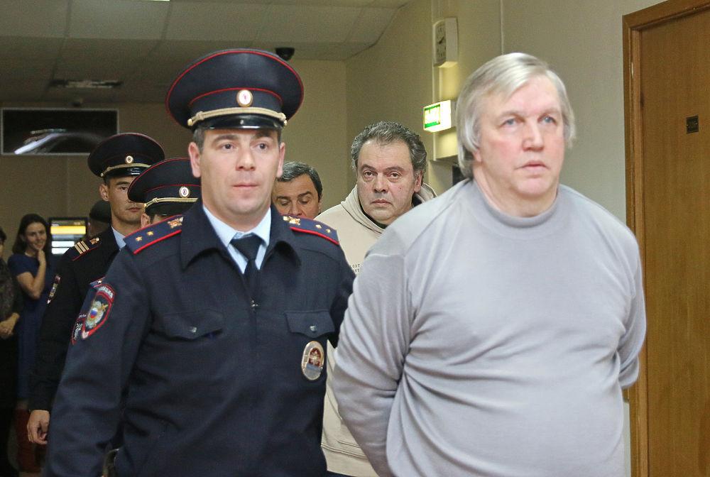 Экс-замминистра культуры Пирумова приговорили к тюремному заключению и отпустили