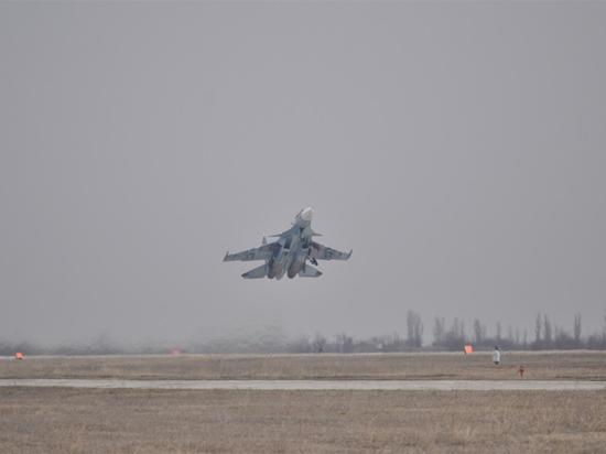 Катастрофа самолета произошла при взлете с аэродрома Хмеймим