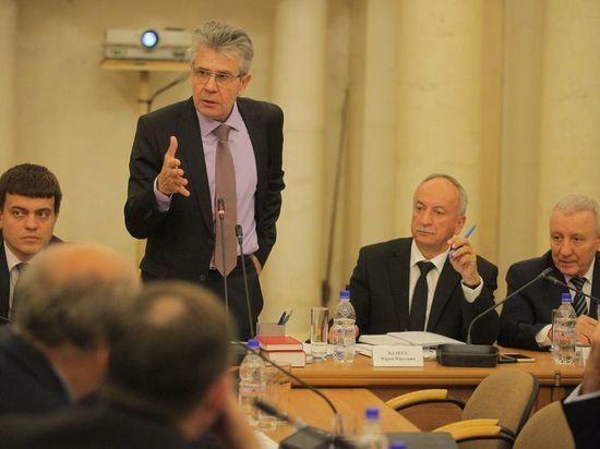 В Академии наук занялись вопросами распределения бюджета