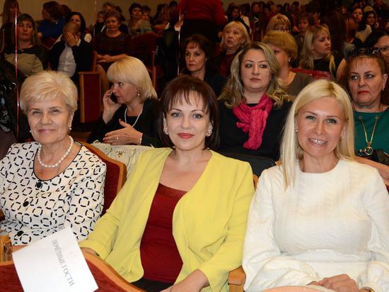 В Ставрополе торжественно отметили День учителя