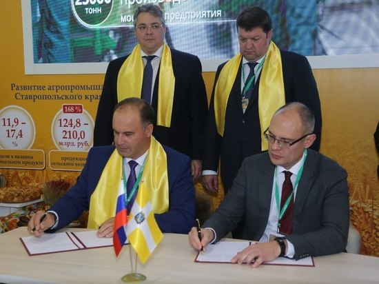 В 2018 году «ЕвроХим» увеличит поставки минеральных удобрений на Ставрополье