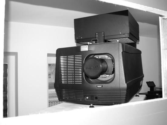 Первый кинозал «без границ» оборудуют в Ханты-Мансийске