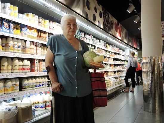 Россияне стали реже ходить в магазины