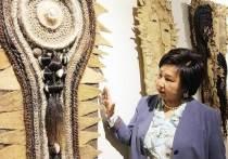 Совместный проект Национального музея и Национального центра художественных народных промыслов, расположенных в Усть-Ордынском Бурятском округе, представлен в художественном музее имени...